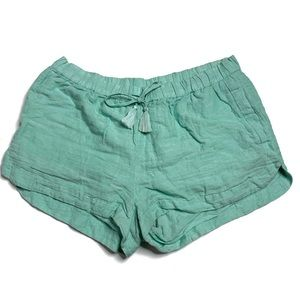 Vineyard Vines Teal Blue Shorts With Pockets